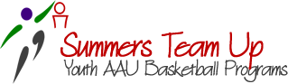 Summers Team Up – Youth AAU Basketball Programs